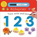 Alphaprints Trace Write & Learn (Board book): Roger Priddy
