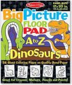 Melissa & Doug Big Picture Floor Pad - Dinosaurs: