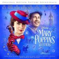 Mary Poppins Returns - Oringal Motion Picture Soundtrack (CD):