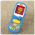 Fisher Price Peek-A-Boo Friends Flip Phone: