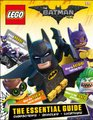 The LEGO Batman Movie: Essential Guide (Hardcover): Julia March