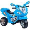 Jeronimo Thunder Bike Electronic Ride-On (Blue):