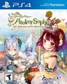 Atelier Sophie: The Alchemist of the Mysterious Book (PlayStation 4, Blu-ray disc):