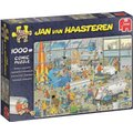 Jumbo Jan Van Haasteren Technical Highlights Jigsaw Puzzle (1000 Pieces):