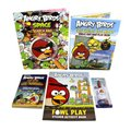 Angry Birds 4-Book Collection (Paperback):