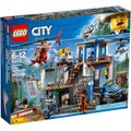 LEGO City - Mountain Police Headquarters (663 Pieces):