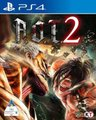 Attack on Titan 2 (PlayStation 4, Blu-ray disc):
