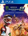 Monster Energy Supercross 2: The Official Videogame (PlayStation 4):
