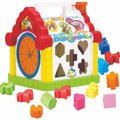 Hola Activity House Shape Sorter with Music & Lights: