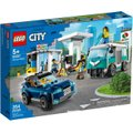 LEGO CITY - Service Station (354 Pieces):