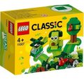 LEGO Classic Creative Green Bricks: