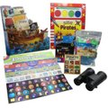 Educat Boys Pirate Book & Stationery Pak: