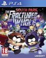 South Park: The Fractured But Whole (PlayStation 4, Blu-ray disc):