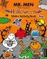 Mr. Men Halloween Sticker Activity Book (Paperback):