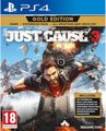 Just Cause 3 - Gold Edition (PlayStation 4, Blu-ray disc):