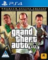 Grand Theft Auto V (5) - Premium Edition (PlayStation 4):