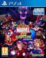 Marvel vs Capcom Infinite (PlayStation 4, Blu-ray disc):