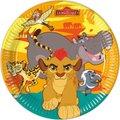The Lion Guard - 8 Paper Plates (23 cm):