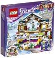LEGO Friends - Snow Resort Ice Rink:
