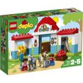 LEGO DUPLO Town - Farm Pony Stable (59 Pieces):