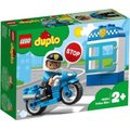Lego Duplo Police Bike (8 Pieces):