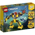 LEGO Creator Underwater Robot 3 in 1 (207 Pieces):