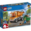 LEGO City Great Vehicles Garbage Truck (90 Pieces):