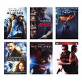 Action Collection - Man Of Steel / Argo / The Dark Knight / Body Of Lies / Cowboys & Aliens / Eagle Eye (DVD): Henry Cavill,...