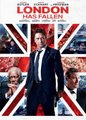 London Has Fallen (DVD): Gerard Butler, Aaron Eckhart, Morgan Freeman, Angela Bassett, Radha Mitchell