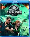 Jurassic World: Fallen Kingdom (Blu-ray disc): Chris Pratt, Bryce Dallas Howard