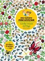 My Nature Sticker Activity Book: Garden Insects and Bugs (Paperback): Olivia Cosneau