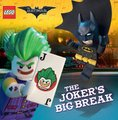The LEGO Batman Movie: The Joker's Big Break (Paperback): Michael Petranek