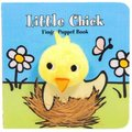 Little Chick: Finger Puppet Book (Board book): Chronicle Books