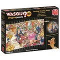 Jumbo Wasgij Original 29 Throw The Bouquet Jigsaw Puzzle (1000 Piece):