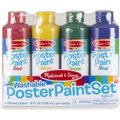 Melissa & Doug Poster Paint (Pack of 4):