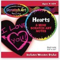 Melissa & Doug Scratch Magic Love Notes: