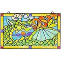 Melissa & Doug Dragon Stained Glass: