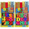 Ja-Ru ABC's Letters & Numbers (Supplied May Vary):
