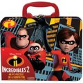 Incredibles 2 Puzzle Lunch Tin:
