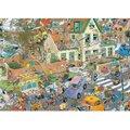 Jumbo Jan Van Haasteren The Storm Jigsaw Puzzle (1500 Piece):