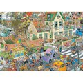 Jumbo Jan Van Haasteren The Storm Jigsaw Puzzle (1500 Piece):