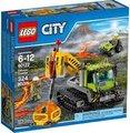 LEGO City Volcano Crawler: