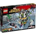 LEGO Super Heroes Spider-Man: Doc Ock's Tentacle Trap: