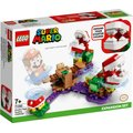 LEGO Super Mario Piranha Plant Puzzling Challenge Expansion Set (267 Pieces):