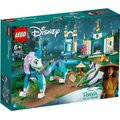 LEGO Disney: Raya and The Last Dragon - Raya and Sisu Dragon (216 Pieces):