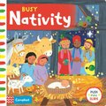 Busy Books 27: Busy Nativity (Board book, Main Market Ed.): Emily Bolam
