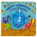Happy Hanukkah, Little Dreidel (Board book): Brick Puffinton
