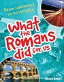 What the Romans Did for Us - Age 7-8, Below Average Readers (Paperback): Alison Hawes