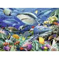 Ravensburger Shark Reef Jigsaw Puzzle (100 Pieces):
