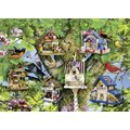 Ravensburger Bird Village Jigsaw Puzzle (1000 Pieces):